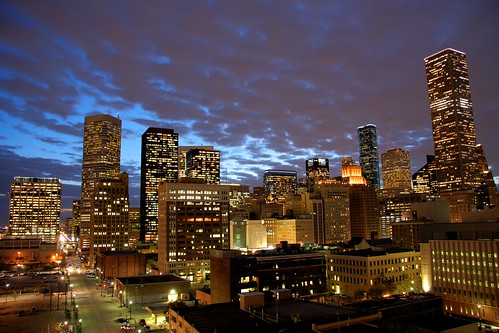 Downtown Houston | by eflon