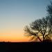 April 13 after sunset