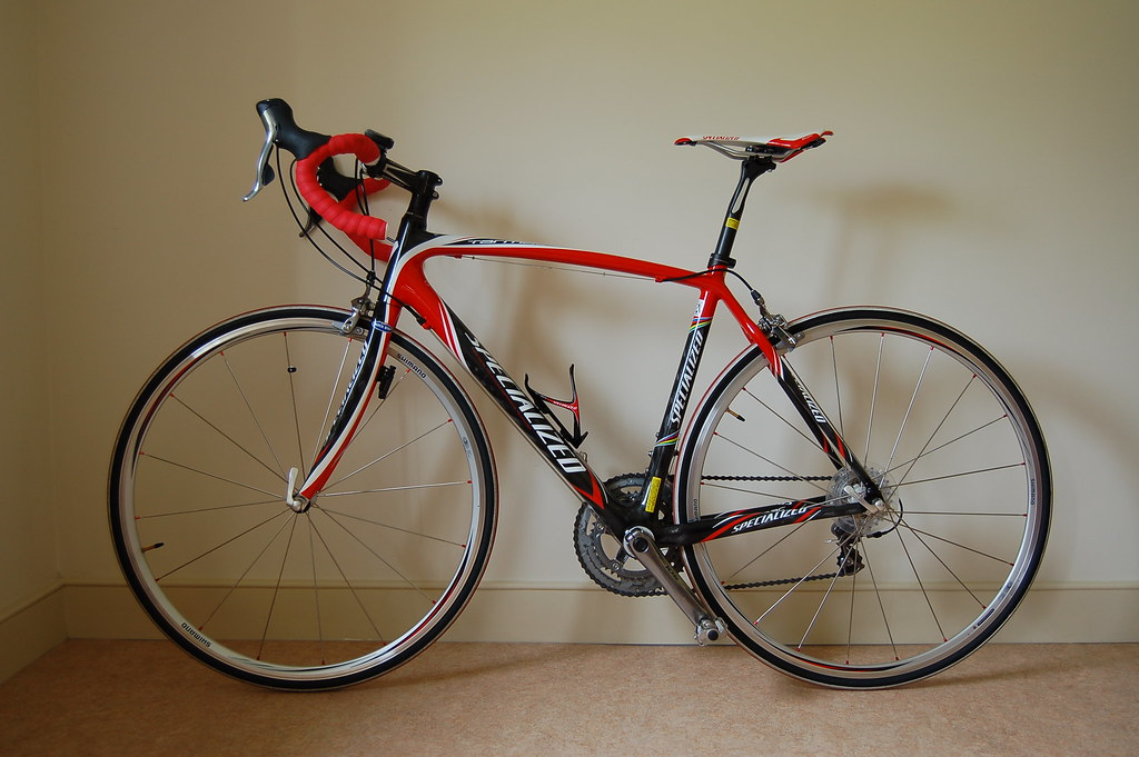 Specialized Tarmac Comp 2008 | Flickr - Photo Sharing!: https://www.flickr.com/photos/37287295@N00/2590024974