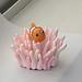 Clownfish Cake Topper