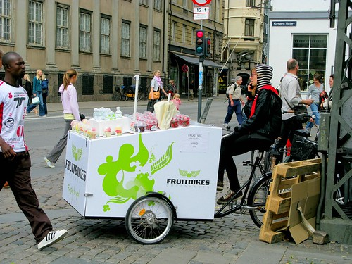 Fruit Bike | by Mikael Colville-Andersen