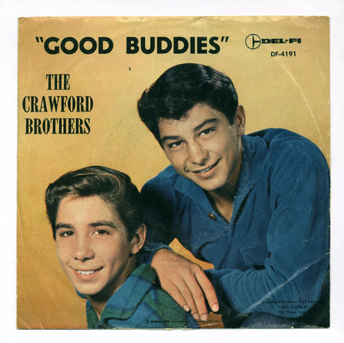 The crawford brothers del fi 4191 1963 johnny crawford for The crawford