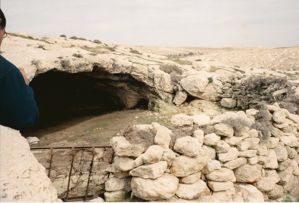 A Sheep Fold Cave In Israel Forestfolks Flickr