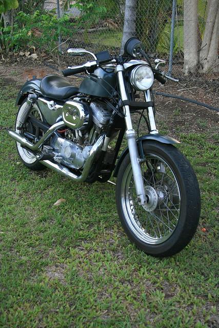Harley Davidson Evolution Engine