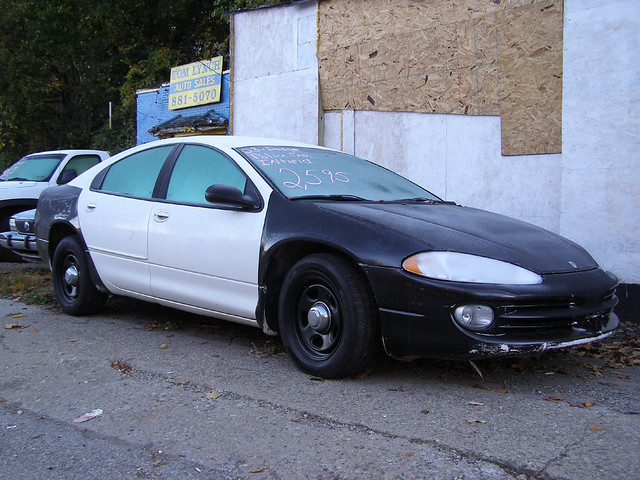 pittsburgh pa police car for sale 2003 dodge intrepid pol flickr. Black Bedroom Furniture Sets. Home Design Ideas