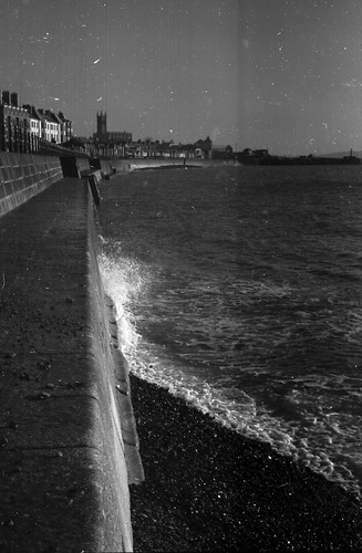 0206 Penzance Sea Wall