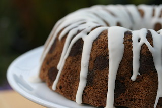 Persimmon Bundt Cake | by Food Librarian