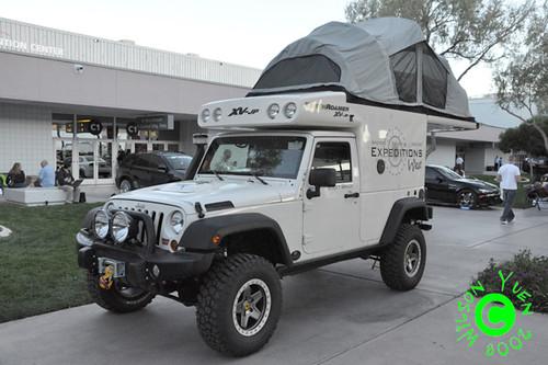 Jeep Wrangler Nice Tent Sevensixnyc Flickr