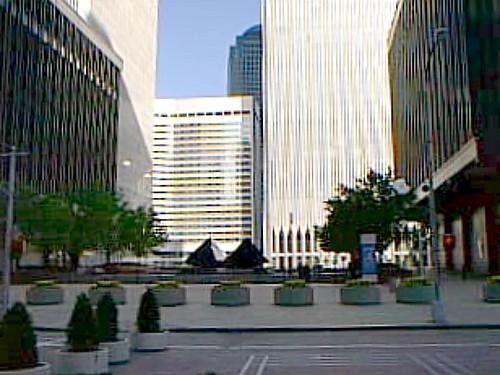 Nyc0001 World Trade Center Plaza New York 2000 Flickr