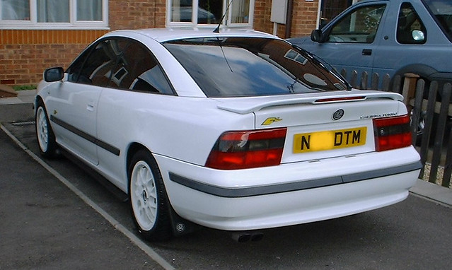 vauxhall calibra dtm turbo 4x4 rare calibra one of only flickr. Black Bedroom Furniture Sets. Home Design Ideas