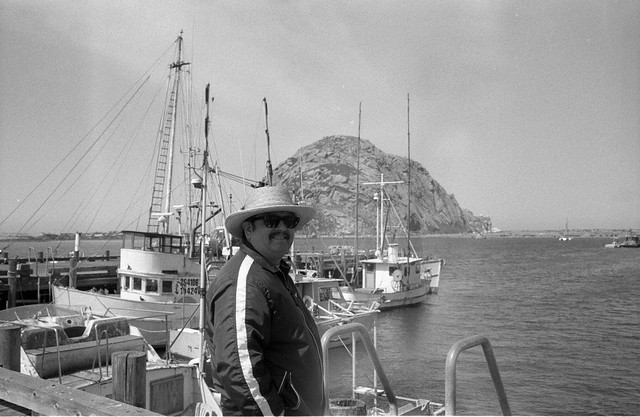 Fishing man morro bay i had a nice chat with this man for Morro bay fishing