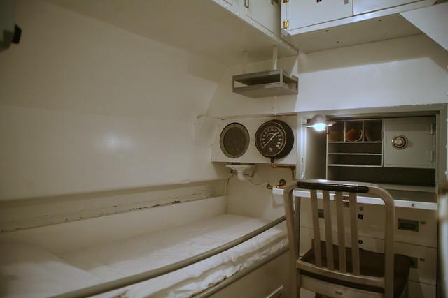 White Captain Bed Uk