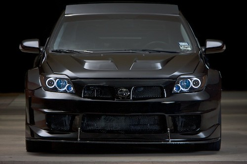 Yusuf Scion Tc   A local car. One of two that belong to a ...