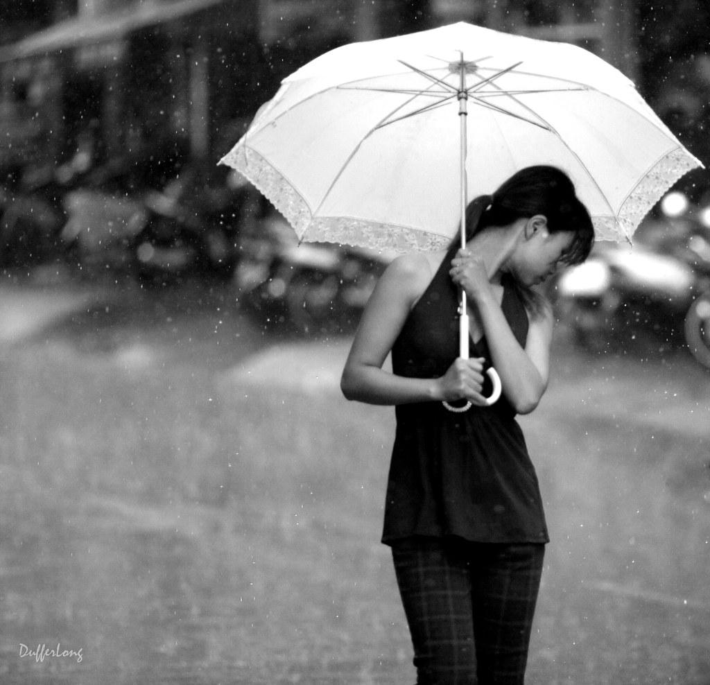 Rainy Day Photography: Walking In The Rain