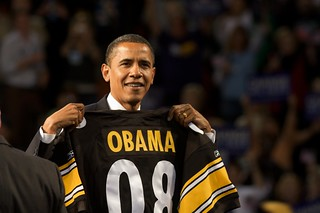 President Obama likes the Steelers | by jdebner