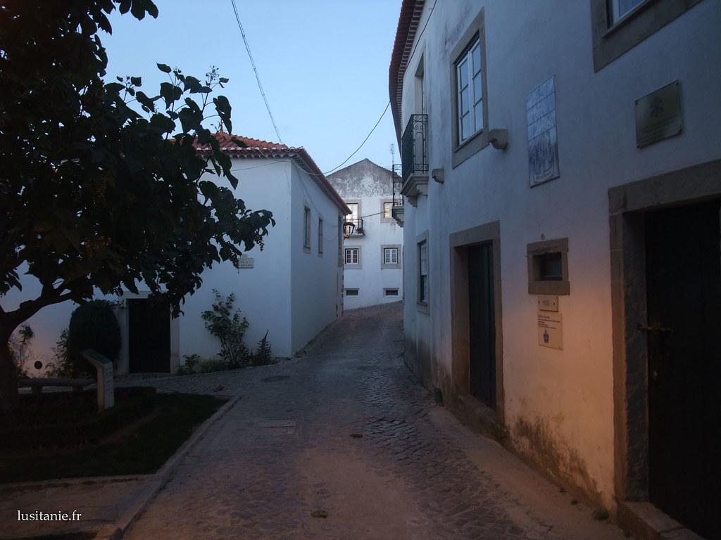 cidade velha ourem rua