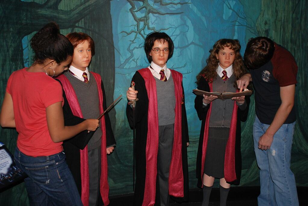 Ron weasley harry potter hermione granger louis - Hermione granger and ron weasley kids ...