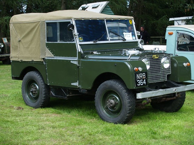 Land Rover Series One 1949 Land Rover Series One