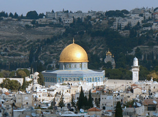 Dome of the Rock and Al-Aqsa Mosque | by isawnyu