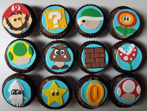 Mario Brothers Birthday Cake Ideas