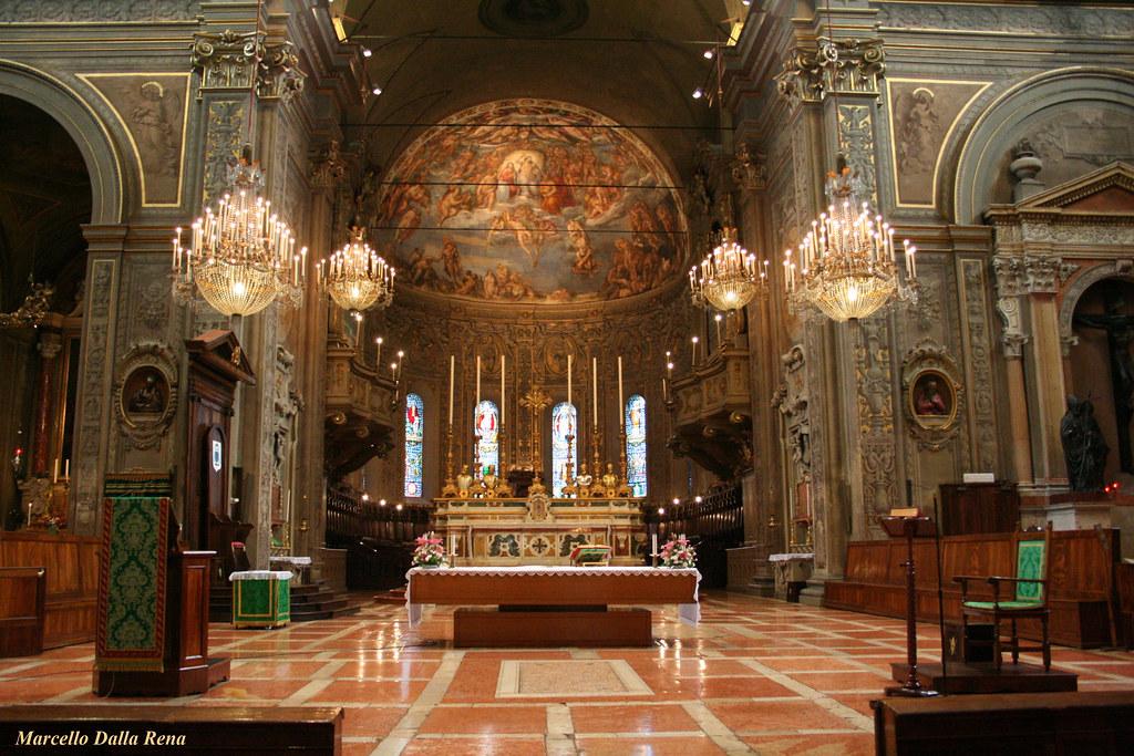 la cattedrale di ferrara view on black la cattedrale fu