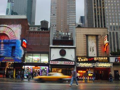 The Peep Restaurant New York