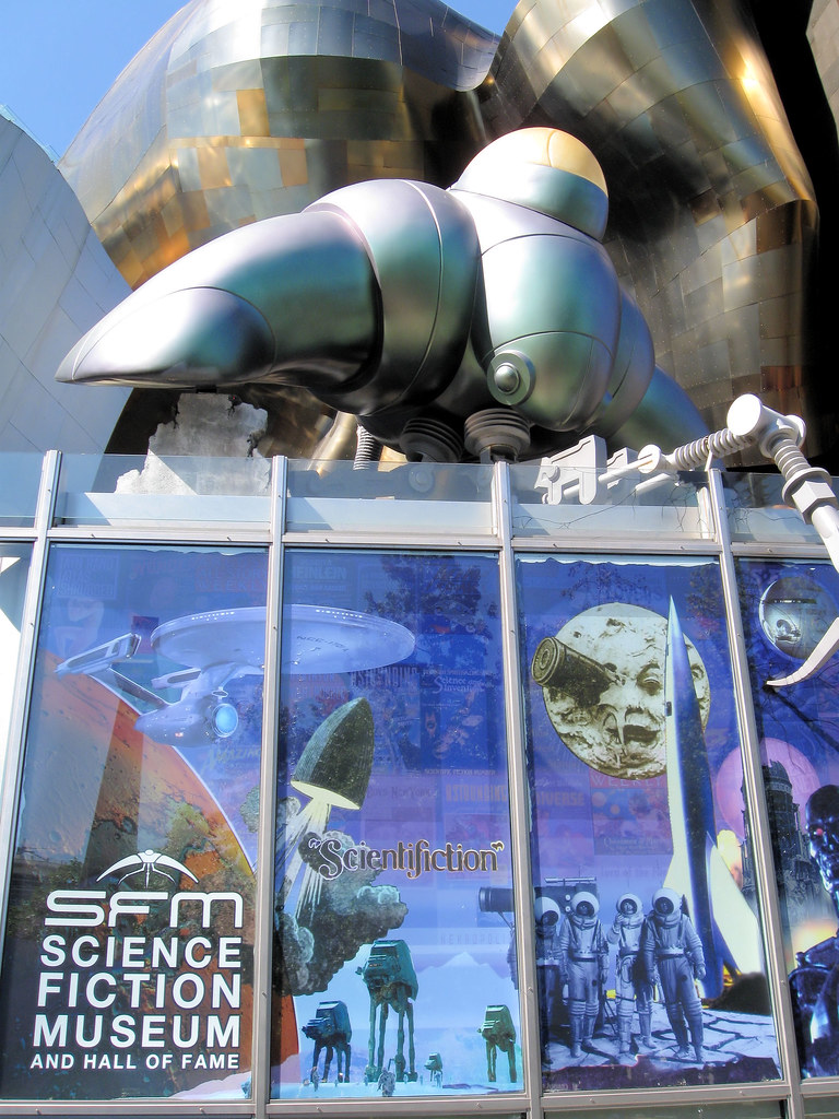 Science Fiction Museum And Hall Of Fame | Joe Szilagyi | Flickr