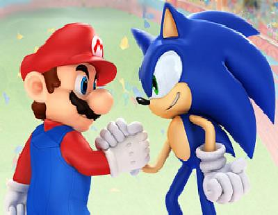 Mario Vs Sonic Best Man Or Hedgehog Wins