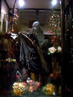 Halloween Shop Window - Dublin Ireland | by battyward