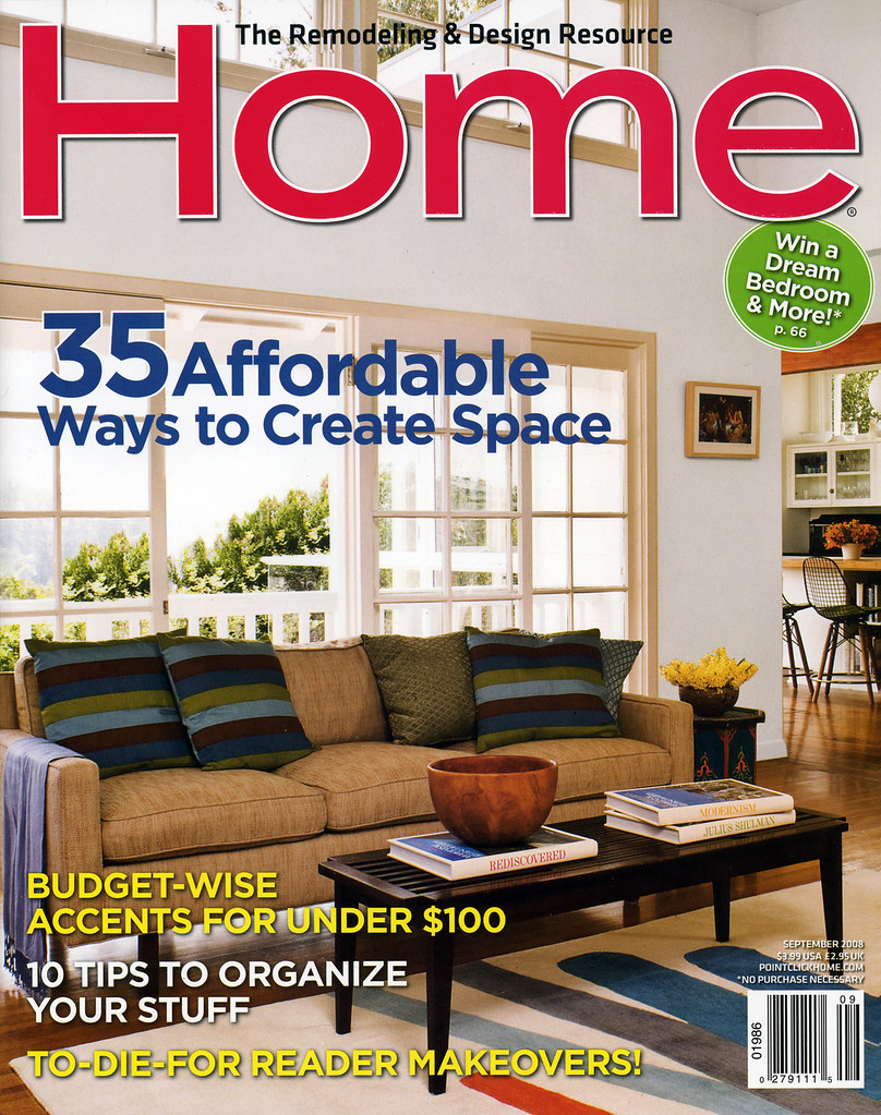 Home magazine september 2008 blogged for Free home magazines