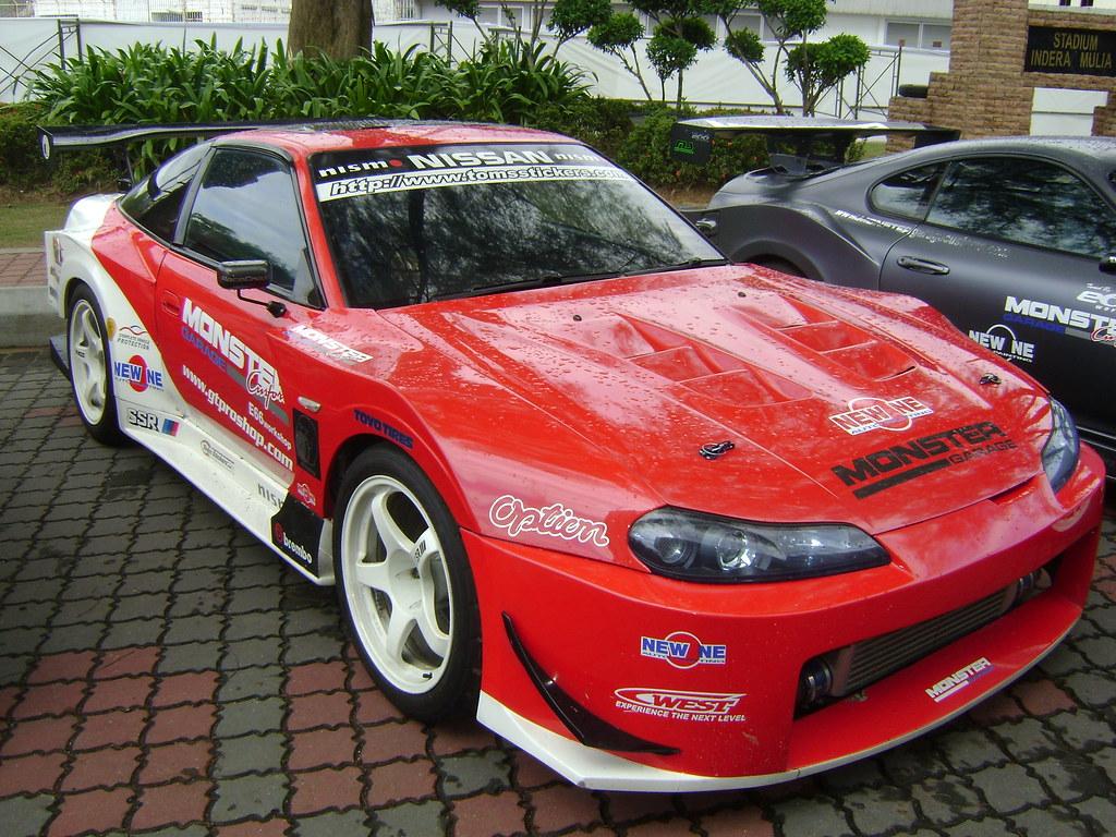 Full Throttle Evolusi Kl Drift Car Front Full Throt Flickr