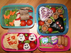 Bento for 2.09.08 | by Lyvvie