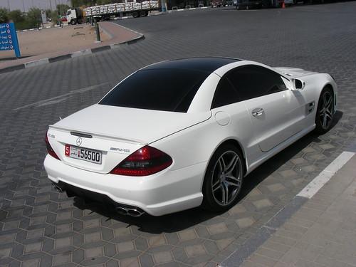 Mercedes benz sl65 amg v12 biturbo uae 2009 flickr for V12 biturbo mercedes benz
