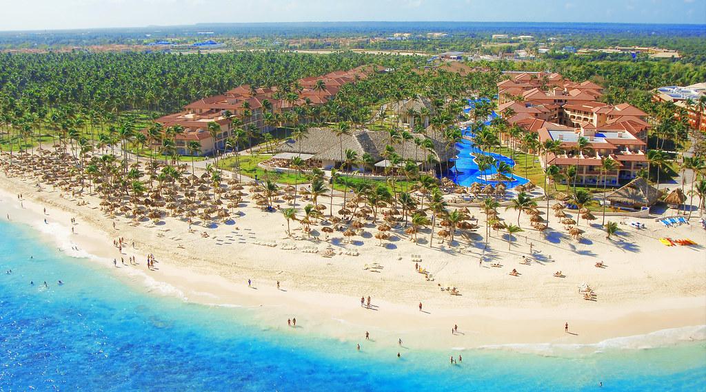 Majestic Beach Resort In Punta Cana