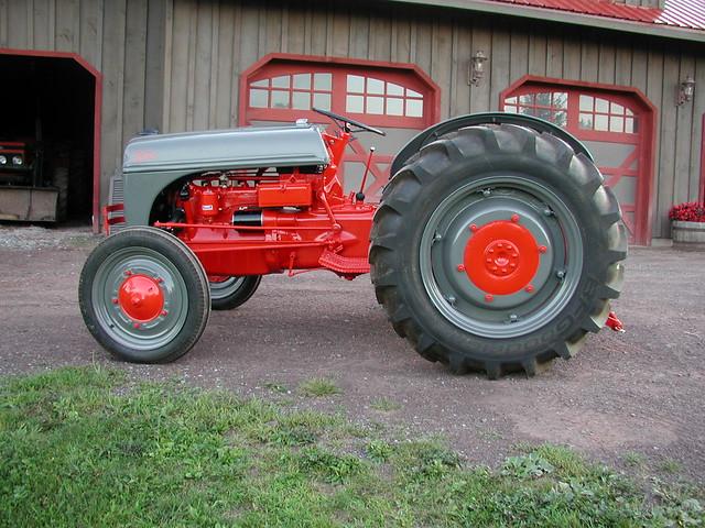 Restored Ford 9n : Restored ford n country boy flickr