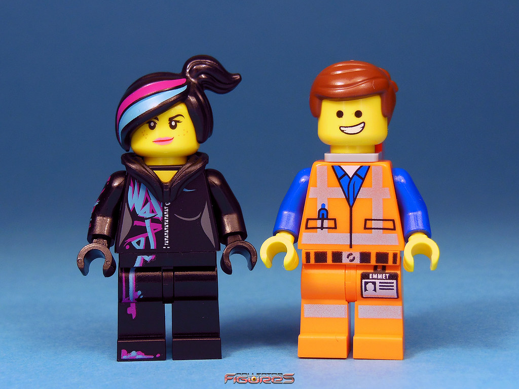LEGO THE MOVIE 70803 Cool-Tag & Emmet   LEGO THE MOVIE ...