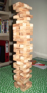 Jenga | by sermoa