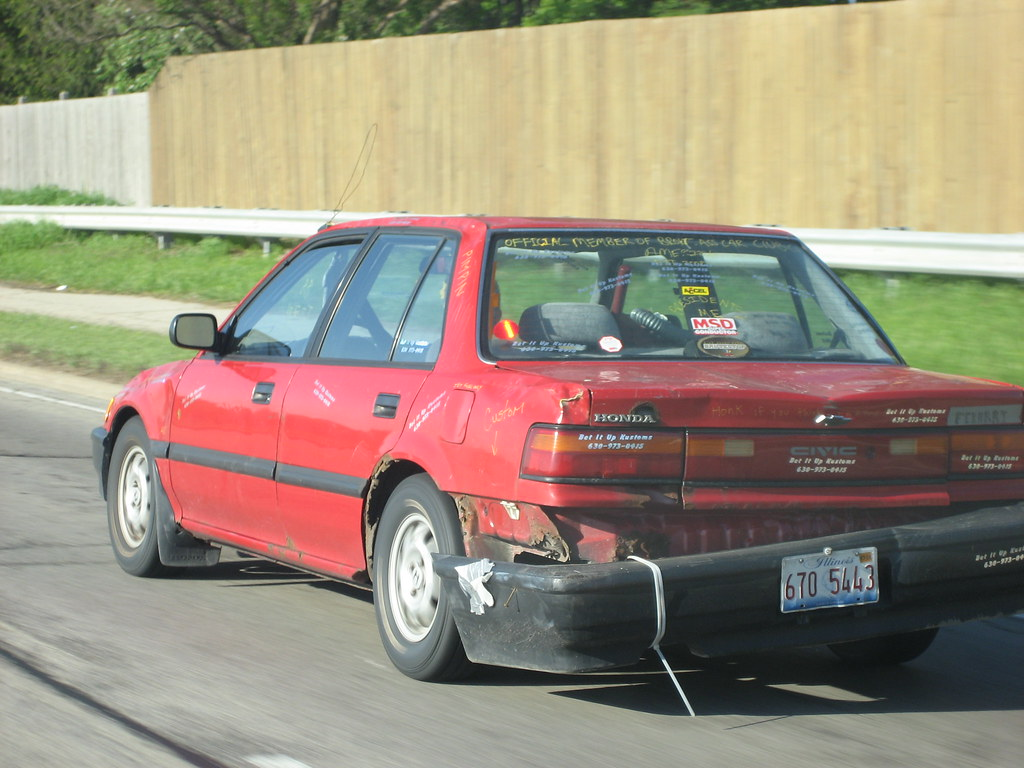 What Is Sedan Car >> Crap car | Wouldn't you be scared to drive behind this ...