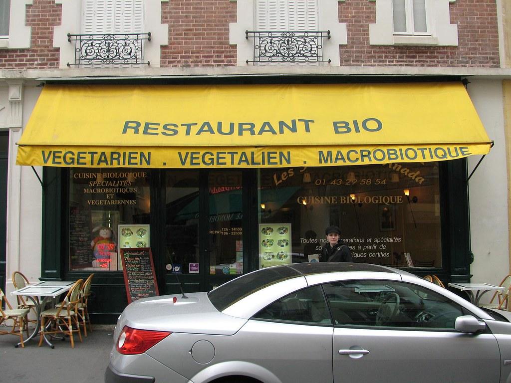 les cinq saveurs vegetarian friendly restaurant in paris flickr. Black Bedroom Furniture Sets. Home Design Ideas