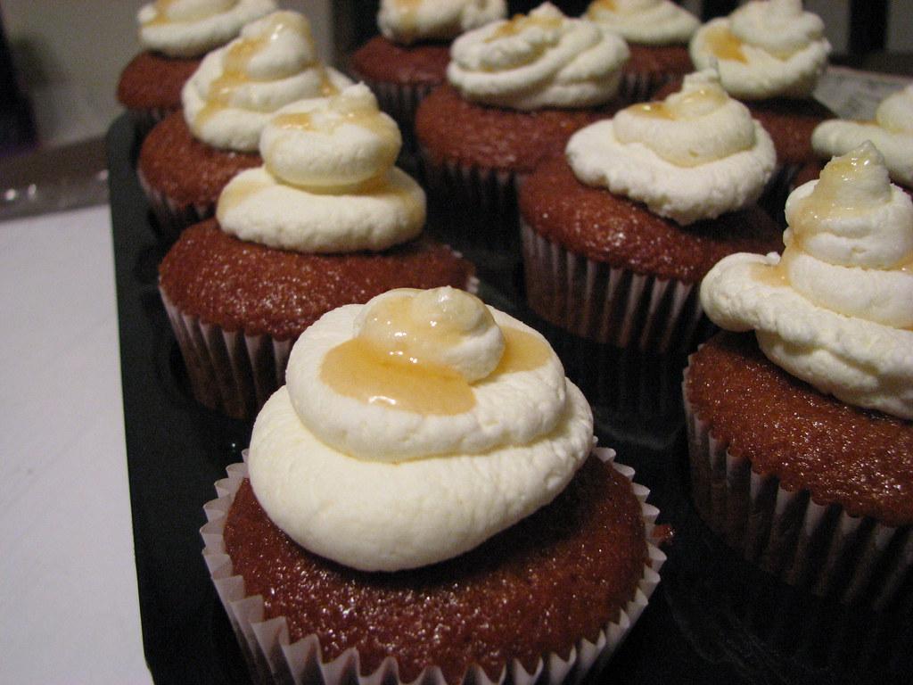 Chai Tea Cupcakes Cake Mix