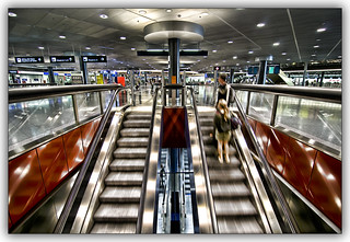 Airport Check In 3 | by 'PixelPlacebo'