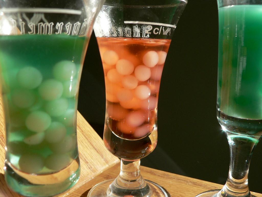 Alcoholic Food Ideas