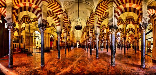 Mezquita cathedral c rdoba spain mosqu e cath drale c - Mezquita de cordoba de noche ...