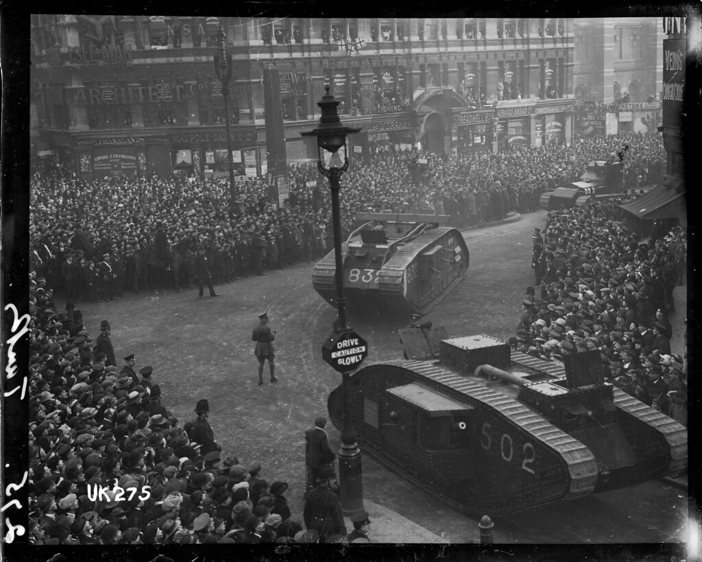 Krieg In London Film