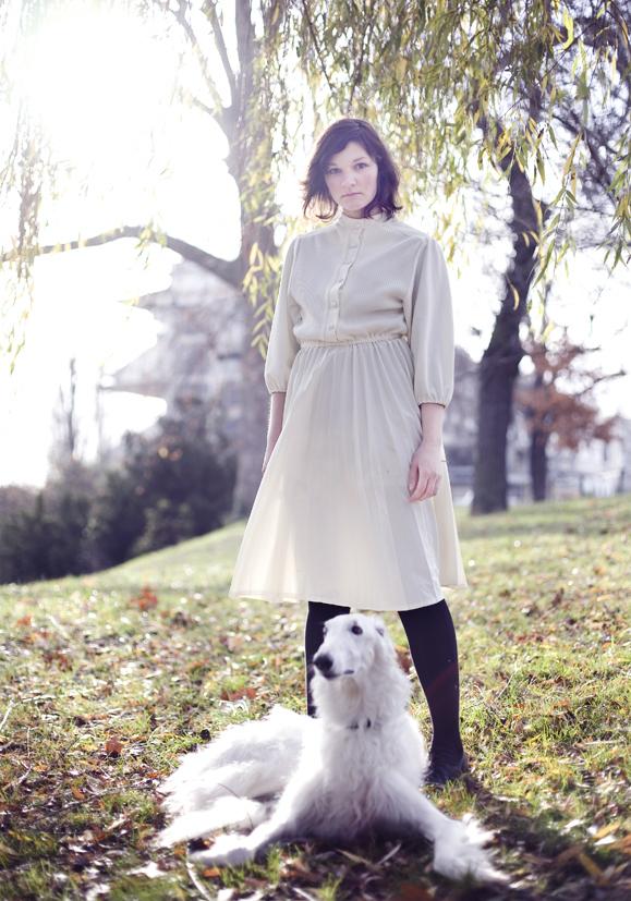 Anna et le chien