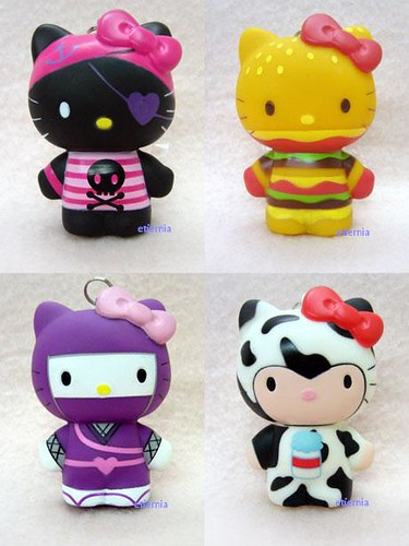 Sanrio Blindbox Hello Kitty Keychains Series 1 | by brilliant moon for princess