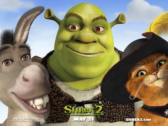 Shrek Wallpaper 1024x768 36 Yusufkorkmaz24 Flickr