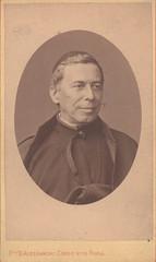 Portrait of Angelo Secchi (1818-1878), Astronomer