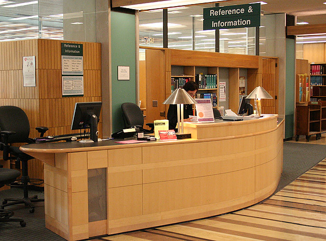 Olin Library S Reference Desk Need Help With Your
