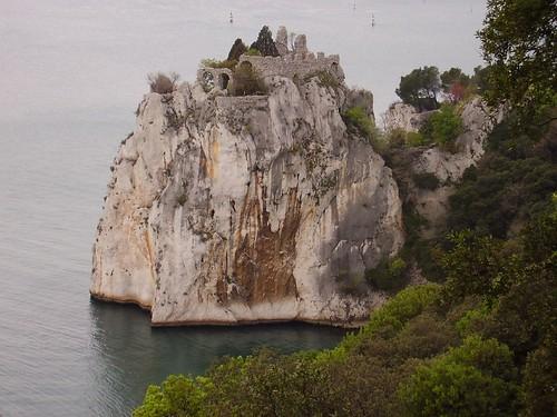 Trieste Castle Duino Vecchio di Duino Trieste